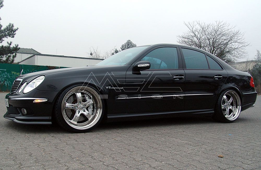 Mercedes E-Class W211 Tuning Model | Benz life | Mercedes e