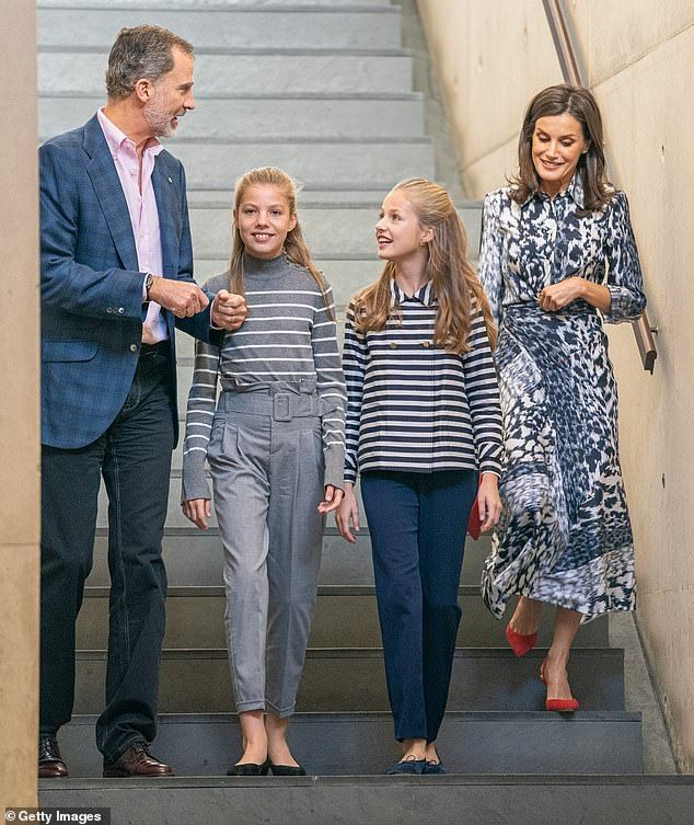 Princess Leonor Of Spain Is Preparing For Her Future As Spain S