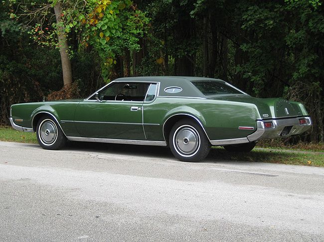 1972 Lincoln Continental Mark Iv Classic Cars Trucks Lincoln Continental Lincoln Cars