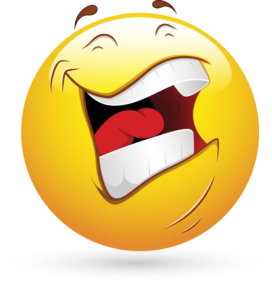 Bah Wah Ha Ha Ha Emoticon Smiley Silly Faces