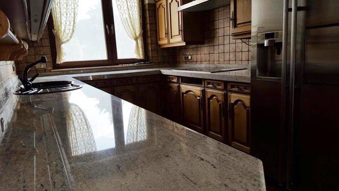 Entdecken Sie unsere langlebigen und glanzvollen Granit - küchenarbeitsplatten granit preise