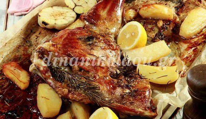 Αρνίσιο μπουτάκι πασχαλινό, στη λαδόκολλα