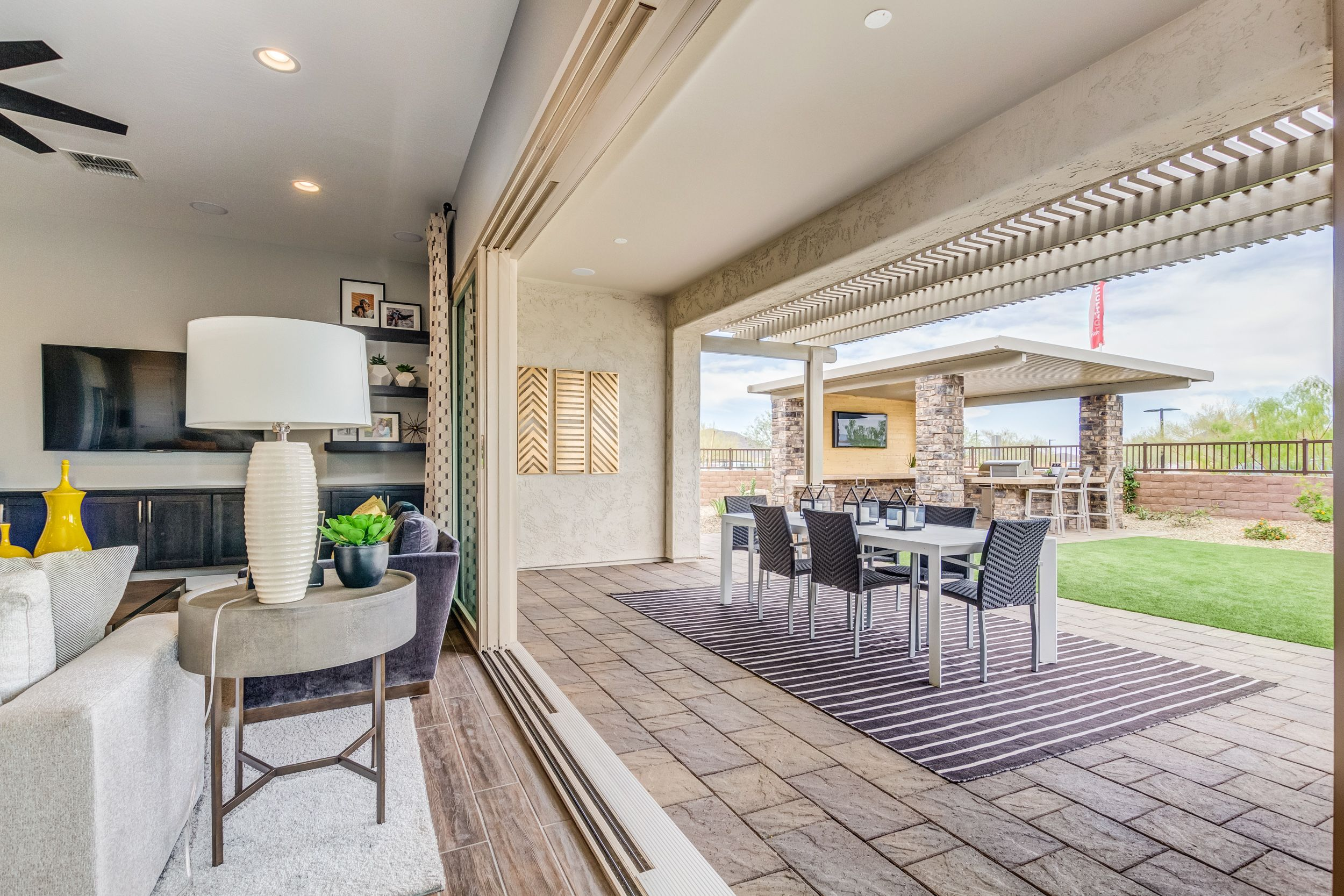 Taylor Morrison Homes at Sky Crossing Adelaide Floor