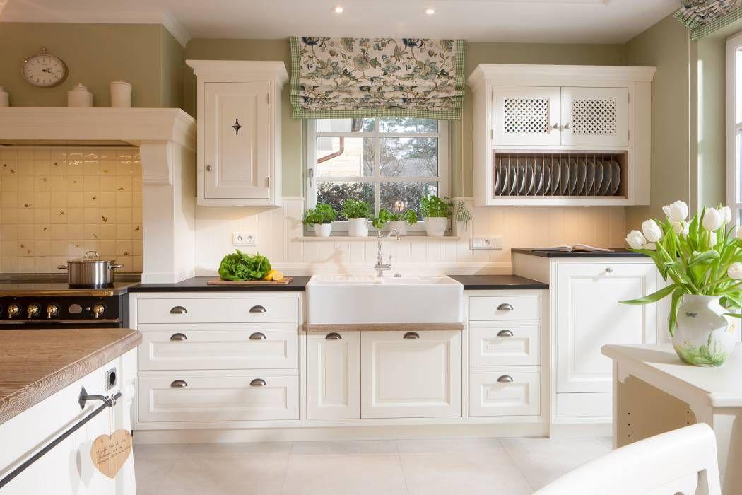Wohnideen, Interior Design, Einrichtungsideen \ Bilder - küche im landhausstil