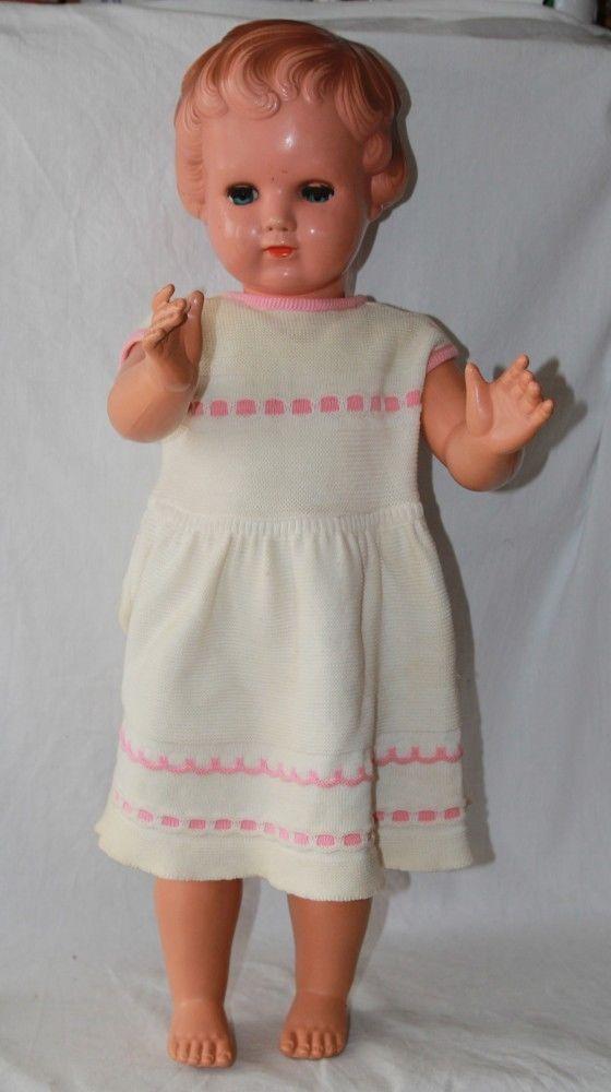 Größe Celluloidpuppe um 1960, wohl Schildkröt | eBay