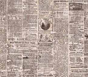 Old newspaper wallpaper walls pinterest newspaper for Newspaper wallpaper