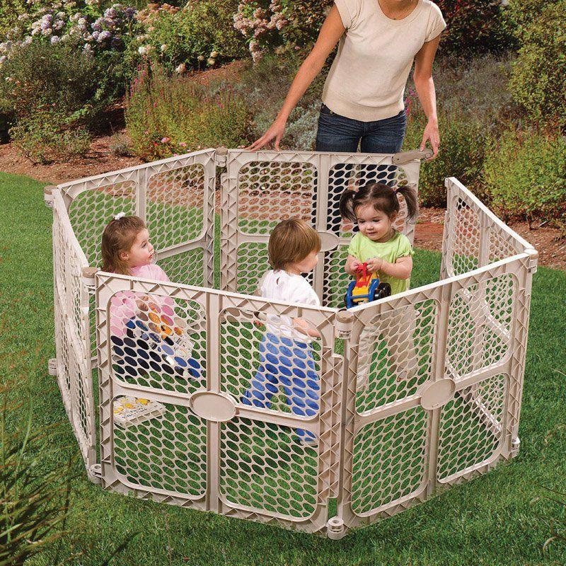 Summer Infant Secure Surround Play Safe Playpen Summer