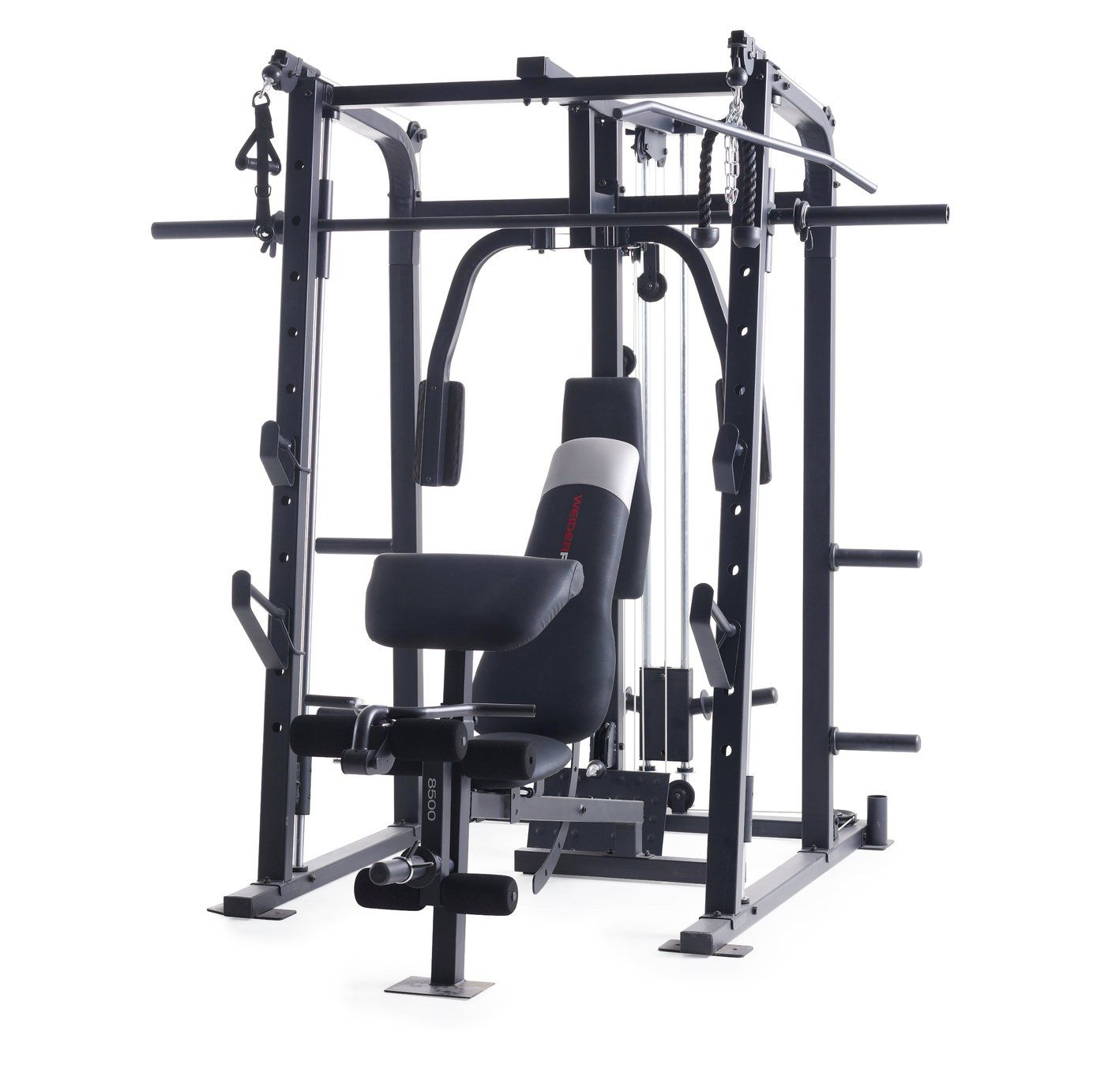 Buy Men S Health Power Rig Multi Gyms Argos In 2020 Home Gym Set Mens Health Cable Workout