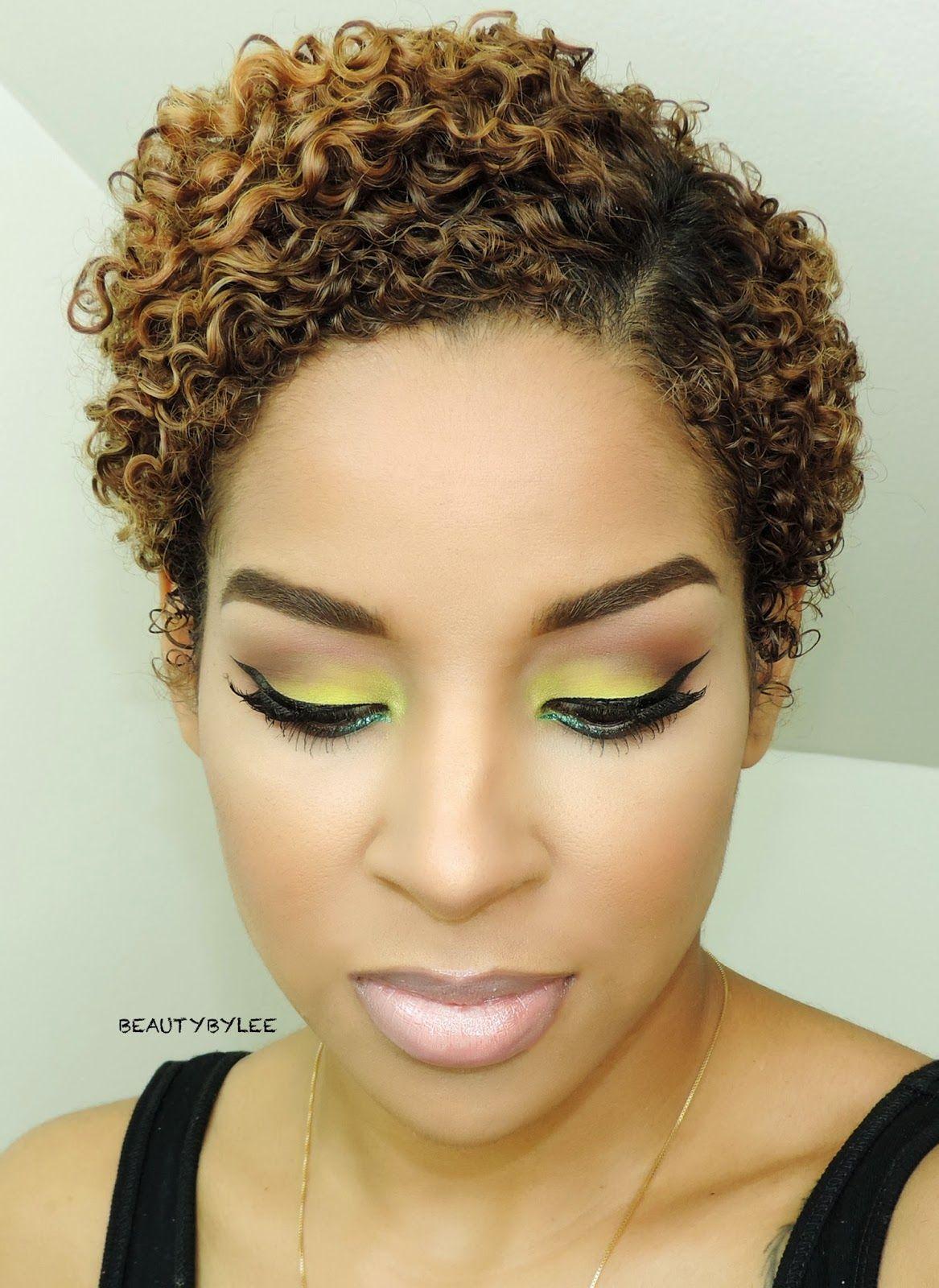 Beauty By Lee Get The Look Lavish Greens Trendy short