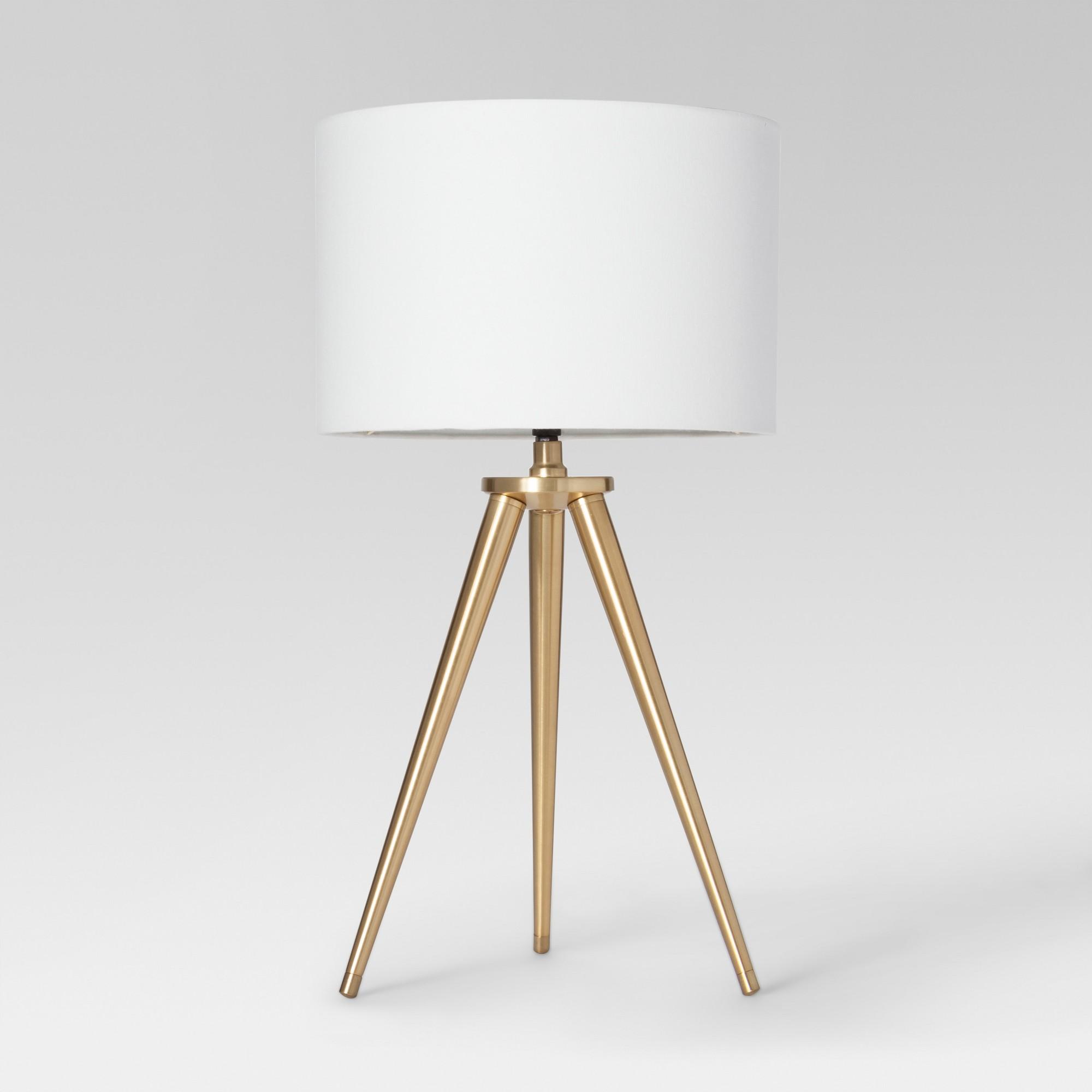 Delavan Tripod Table Lamp Brass Project 62 In 2020 Tripod Table Lamp Brass Lamp Tripod Table