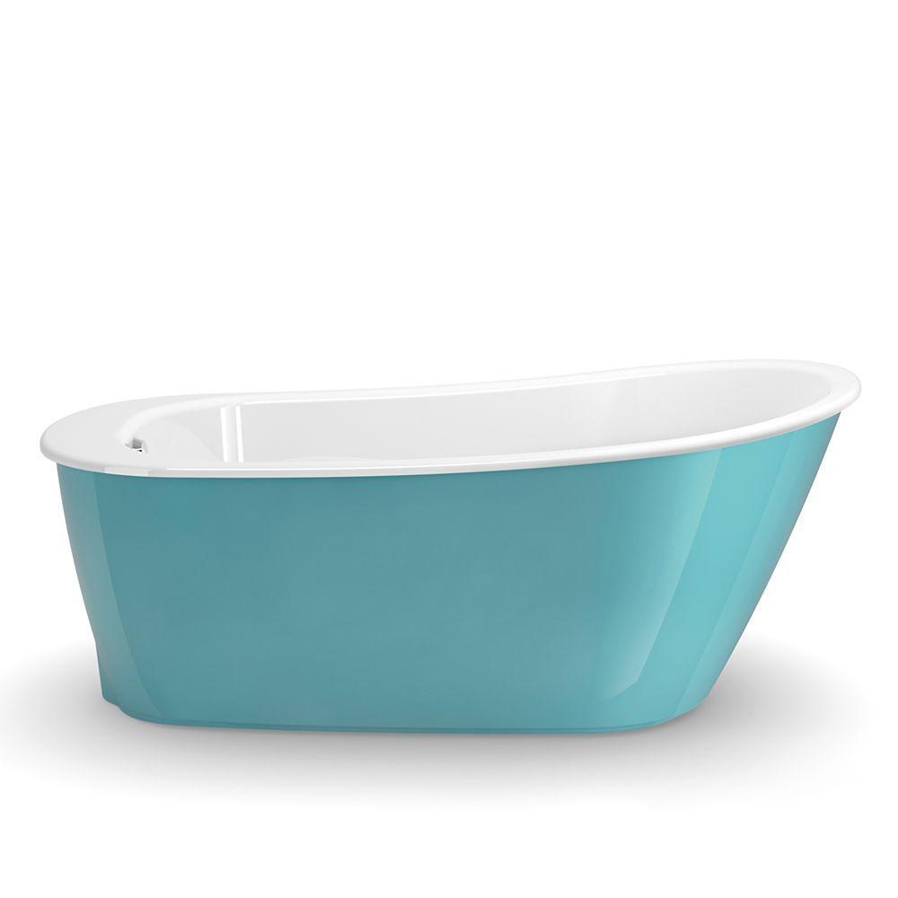 Sax Aqua Freestanding Soaker Tub - For Paige\'s Bathroom!! | Bathroom ...