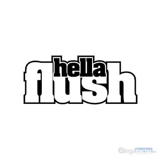 Hellaflush Logo Vector Cdr Vector Logo Logos Custom Logos