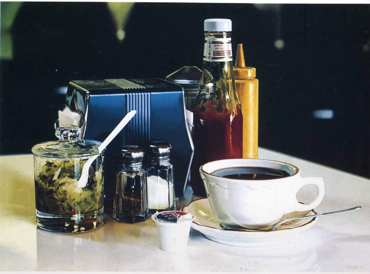 Ralph goings | HyperRealistic Food Painting's | Pinterest