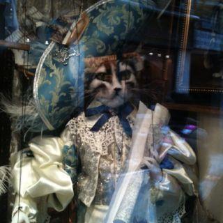Venice marionette