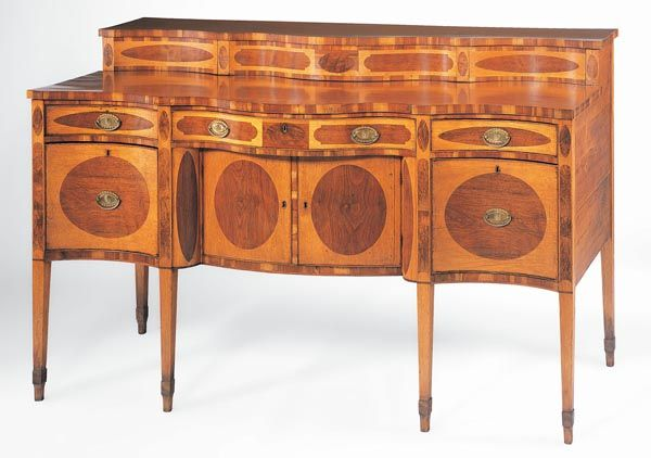 Sideboard Mesda Southern Furniture Period Furniture American Furniture
