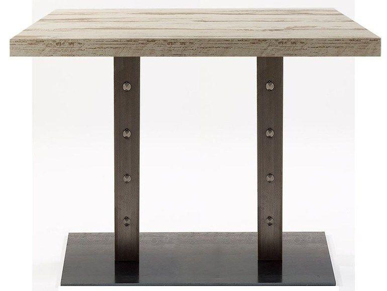 Mobili Verniciati ~ Slim borg 84 2 by vela arredamenti tavolo rettangolare base in