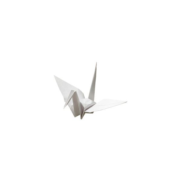 Join Us Make Paper Cranes For Japan Found On Polyvore Png Icons Paper Crane White Aesthetic
