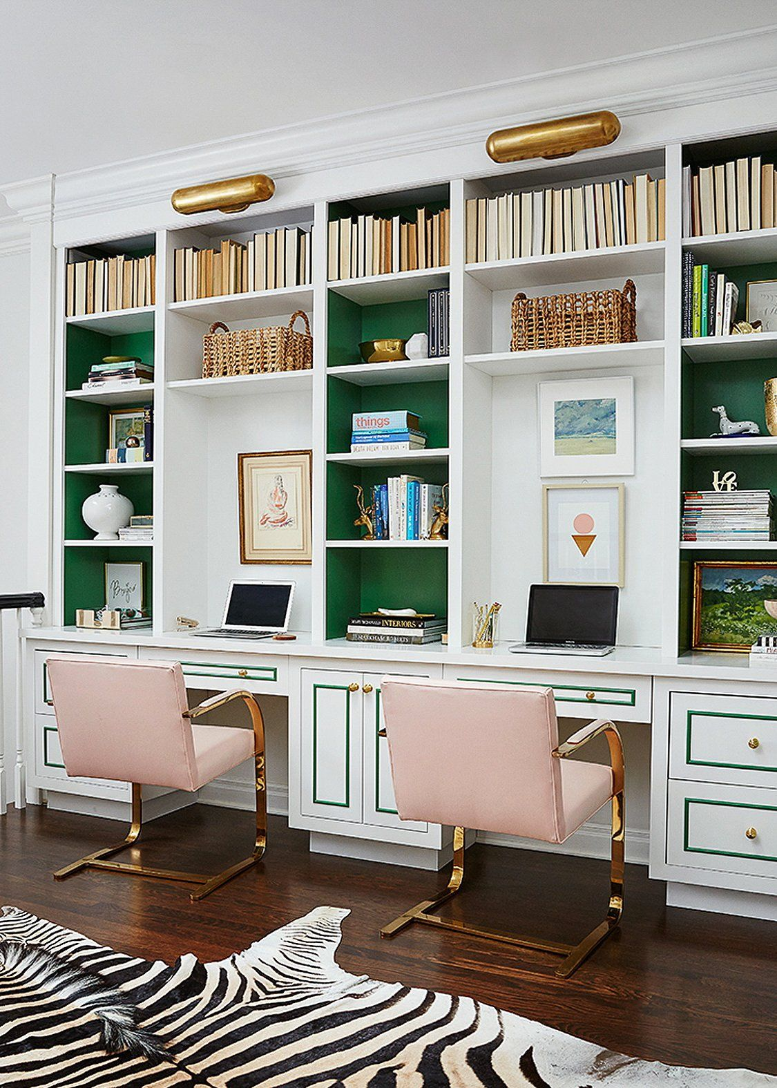 46+ Desk made with bookshelves ideas in 2021