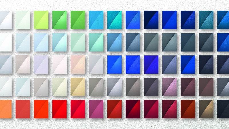 Basf Says Neutrals And Blues Are The Future Of Car Colors Car Colors Car Paint Colors Color