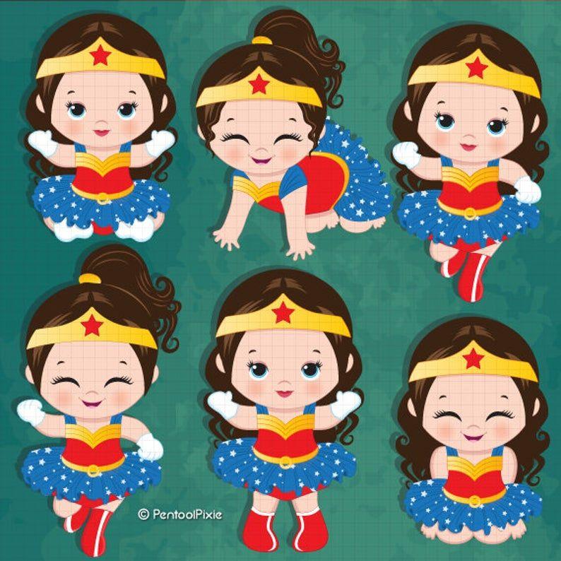 Wonder Woman Baby Girl Clipart Superhero Baby Girl Clipart Baby Girl Clipart Girl Superhero Baby Girl Clipart Girl Superhero Superhero Clipart