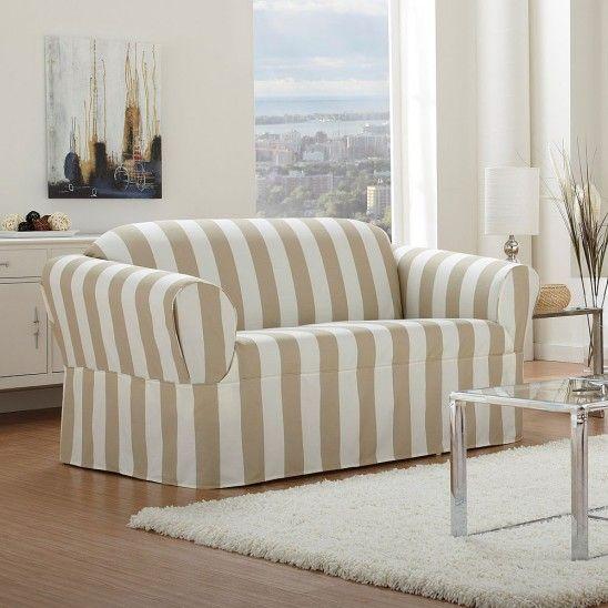 Cabana Sofa And Love Seat Slip Covers Need Measurements
