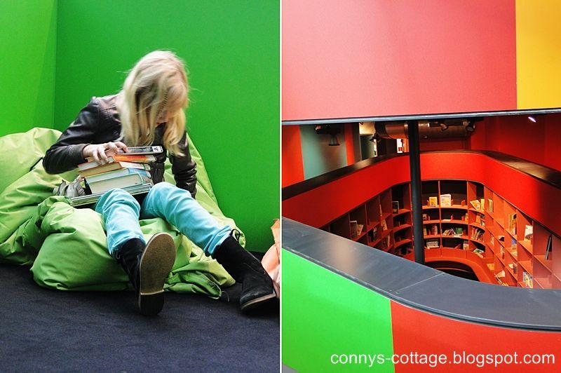 Kinderbücherei in Lelystad/NL