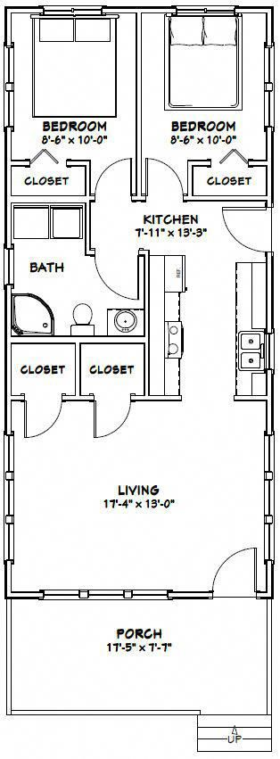 house    sq ft excellent floor plans sheddesigns also rh pinterest