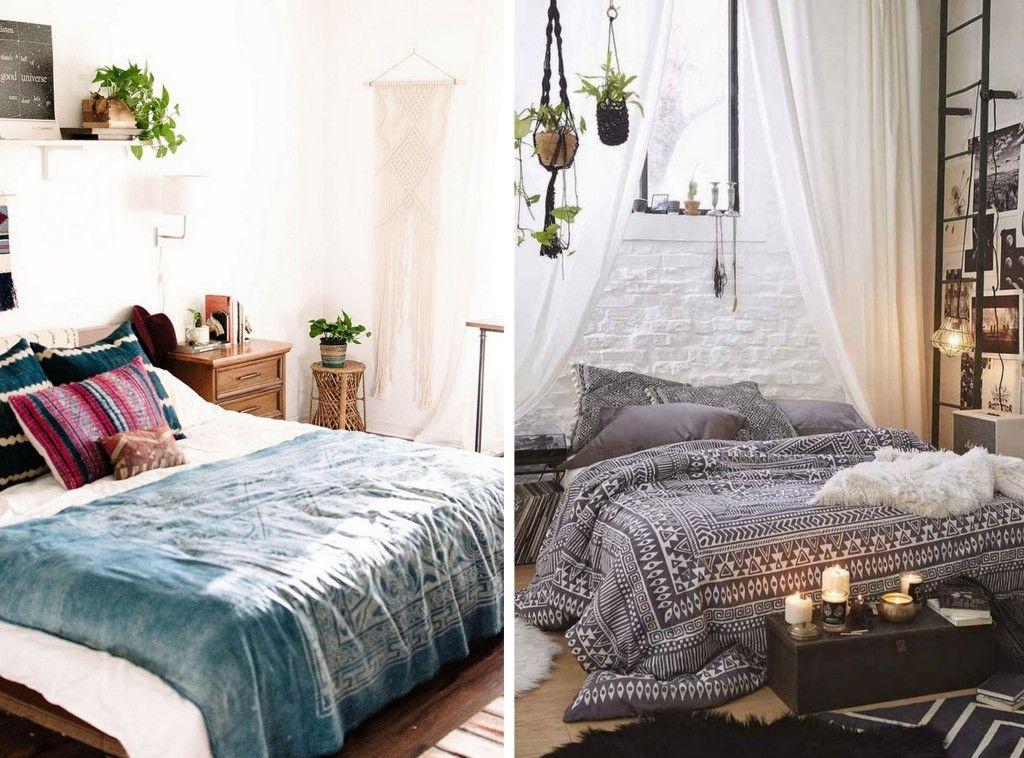 9 chambres à la déco bohème | room, bedroom ideas and bedrooms