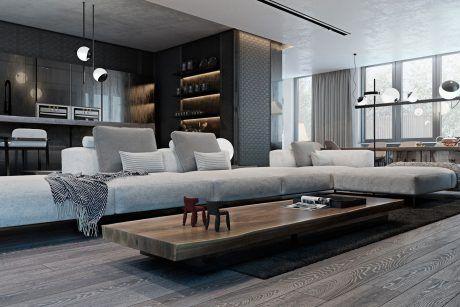 Apartment in kiev by iryna dzhemesiuk homeadore