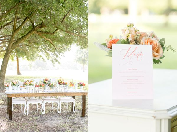 Sangria Inspired Wedding Ideas