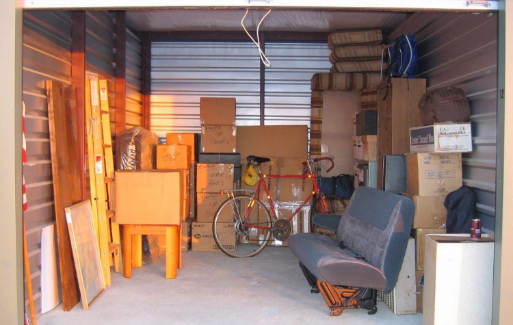 how to start a storage facility business