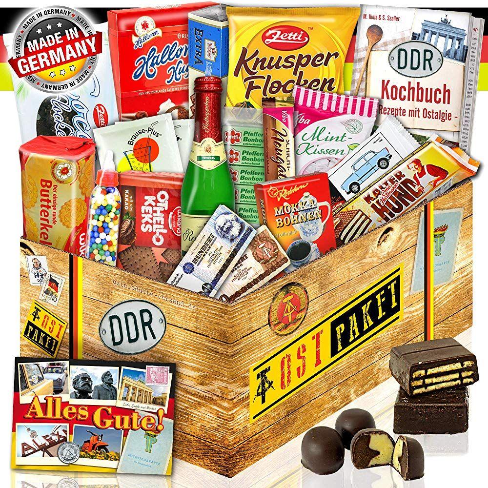Suessigkeiten Box Ddr Sussigkeiten Box Geschenke Zu Geburtstag