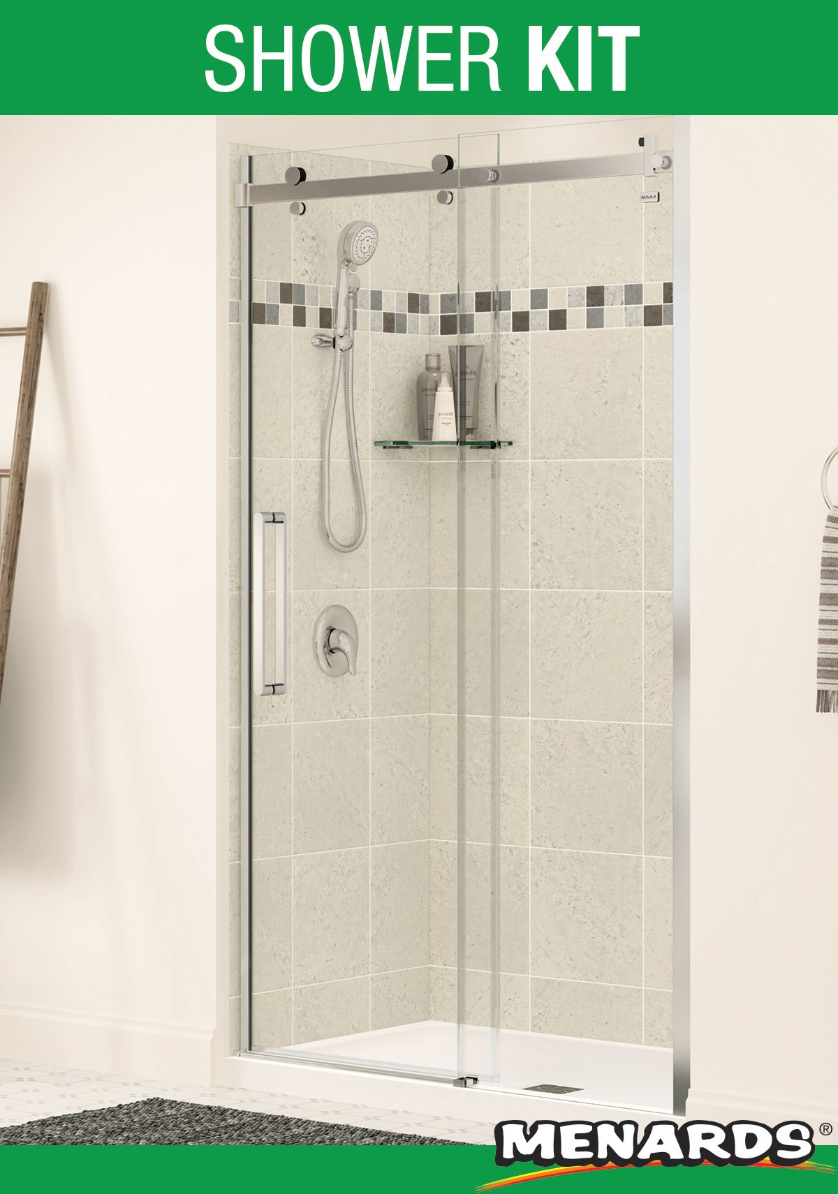 Create A Sophisticated Bathroom Space With Unparalleled Ease And