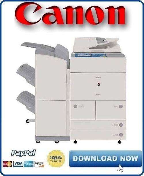canon imageclass mf8350cdn mf8050cn service repair manual parts catalog