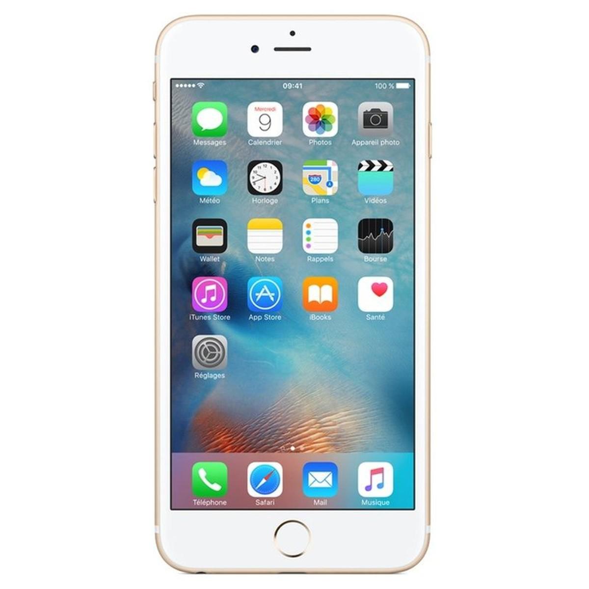 Smartphone Apple Iphone 6s Plus Gold 128go Taille TU