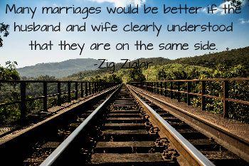 Surviving an unhappy marriage
