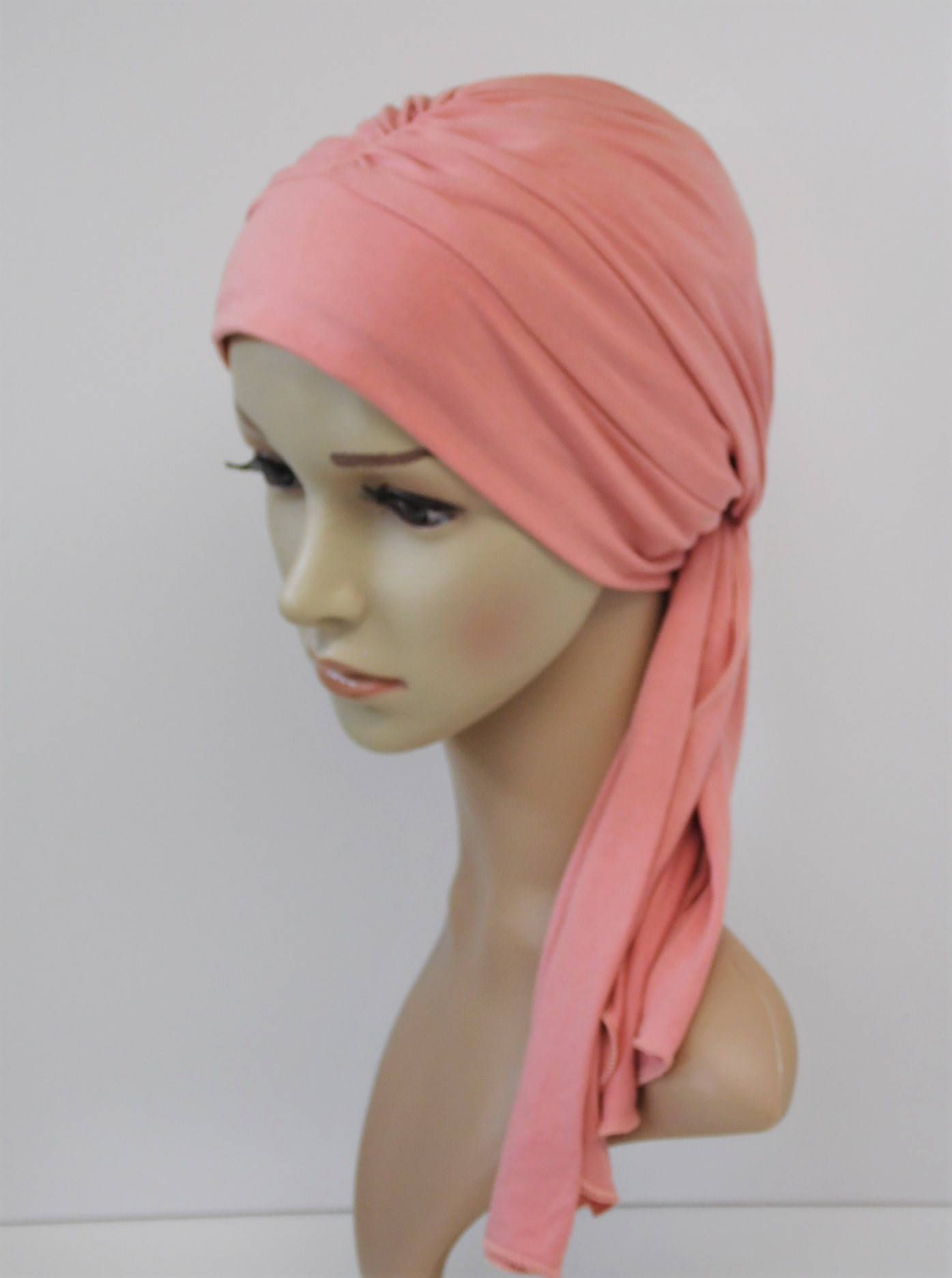How to headscarf a wear chemo catalog photo