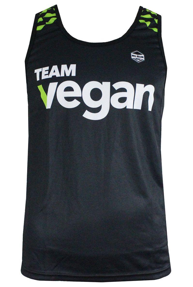 bfc4487c0 Team Vegan Running Singlet Running Singlet