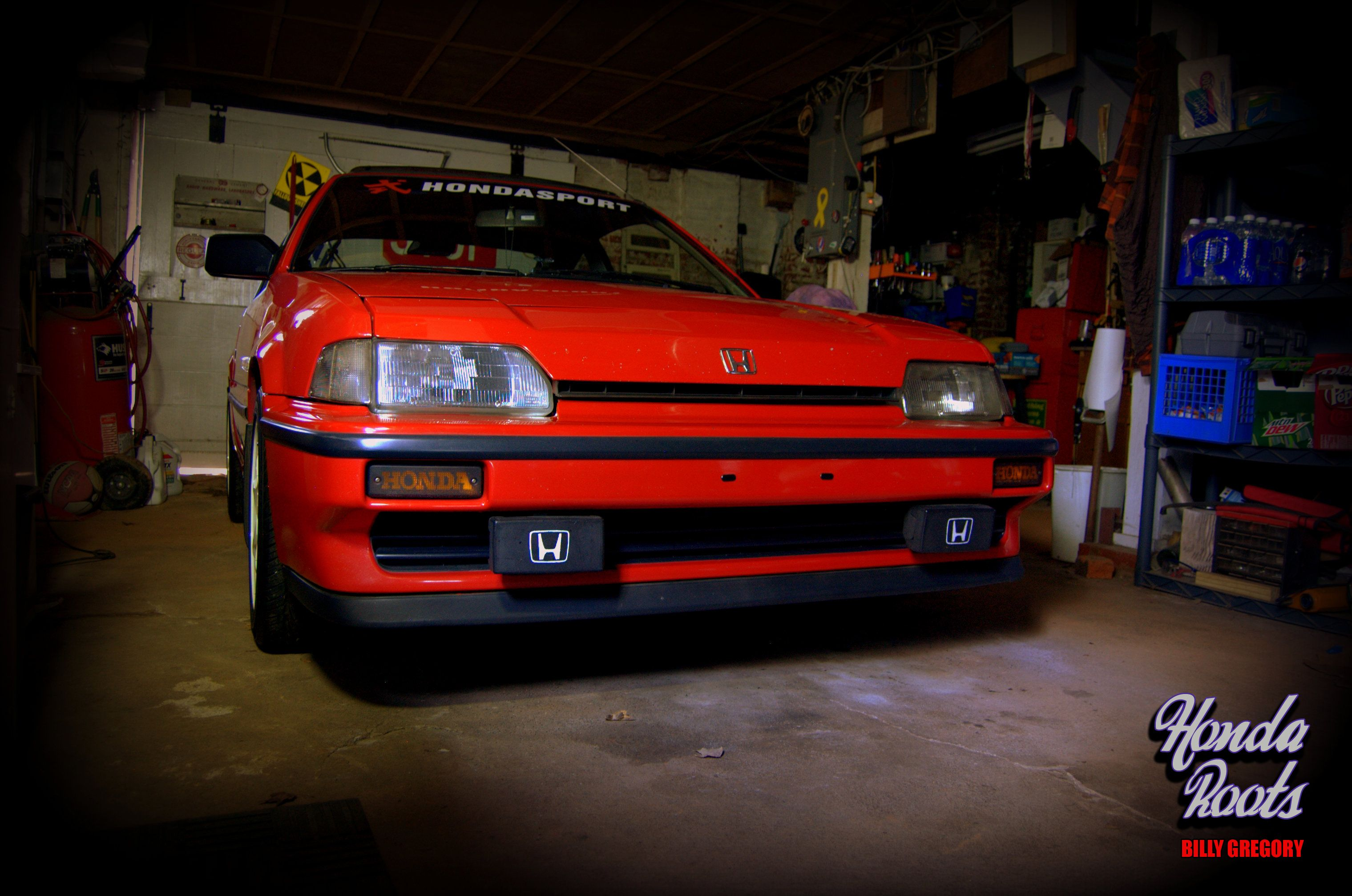 small resolution of  87 crx si