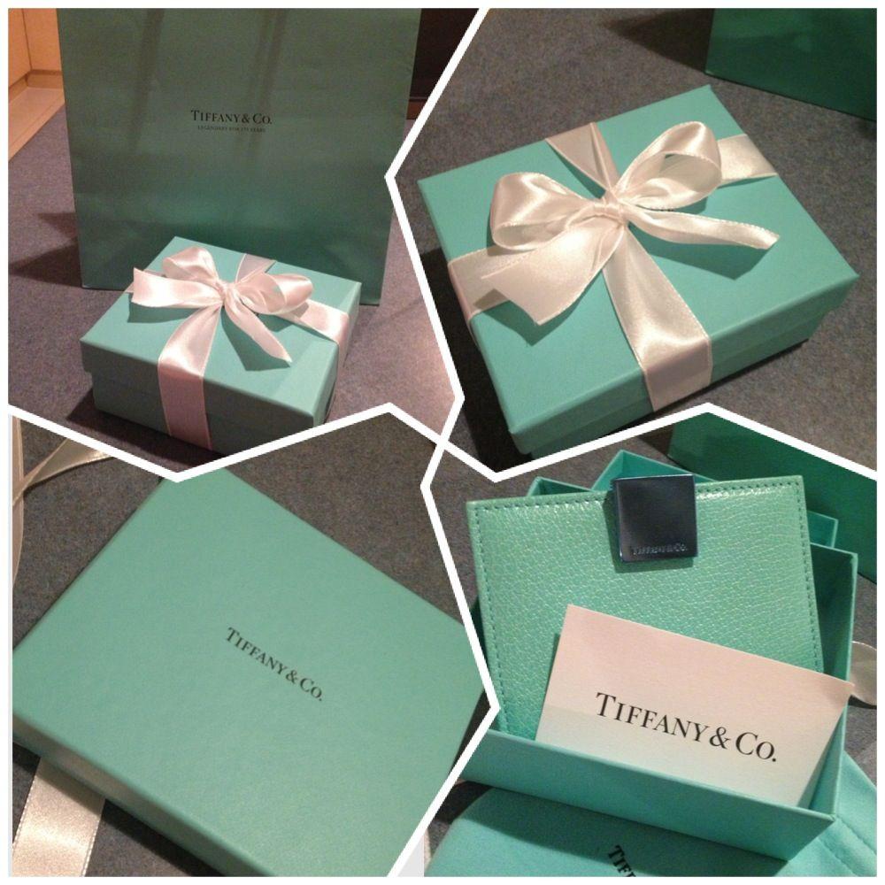 Tiffany Business Card holder #tiffanyblue #tiffanypinterest | Web ...