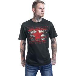 Herrenbandshirts