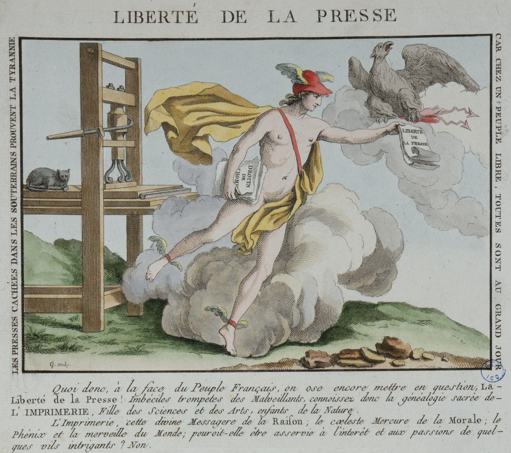 """Résultat de recherche d'images pour """"liberté d'expression révolution française"""""""