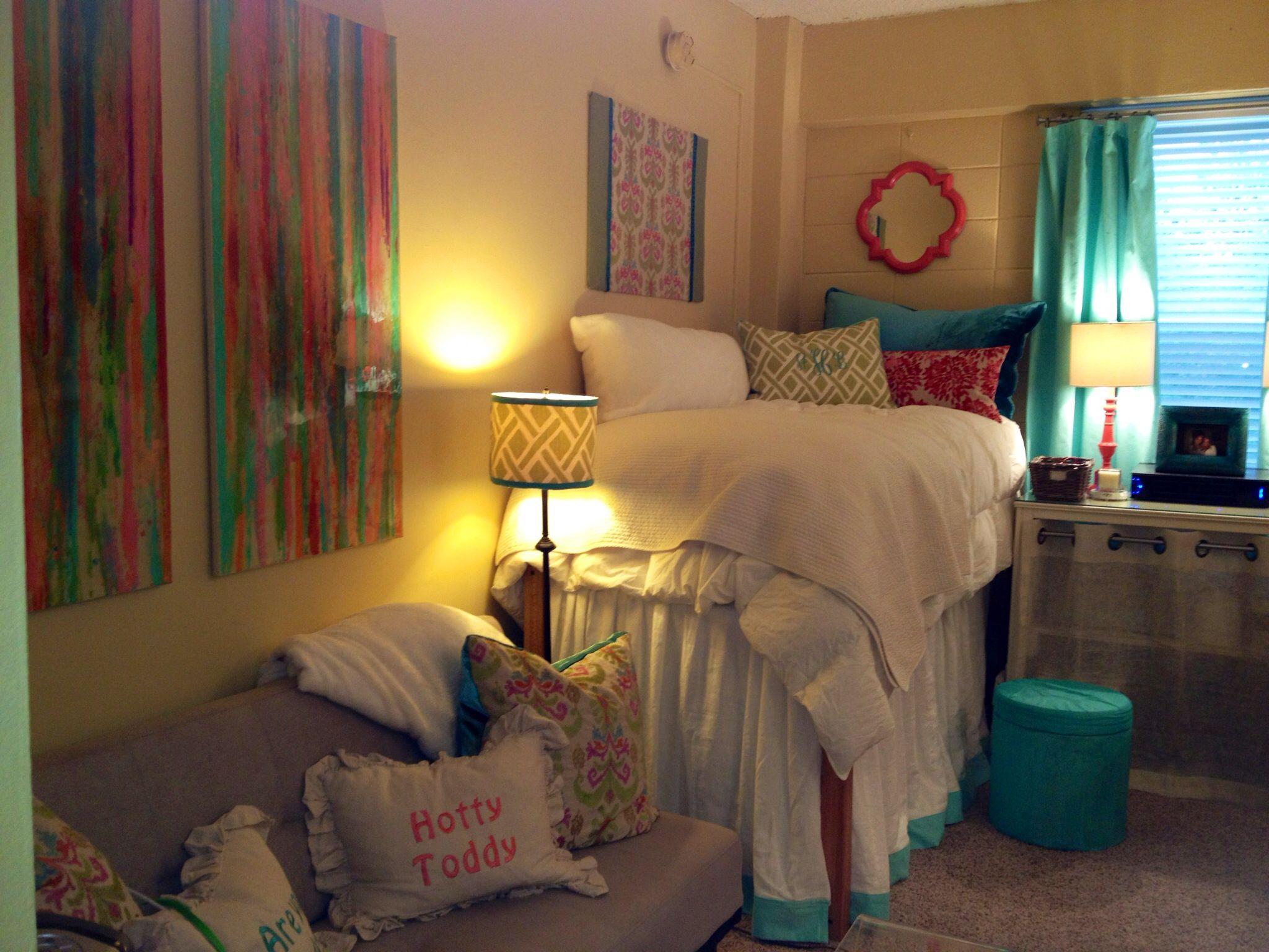 Ole Miss Dorm Room Martin | Dorm Rooms | Pinterest