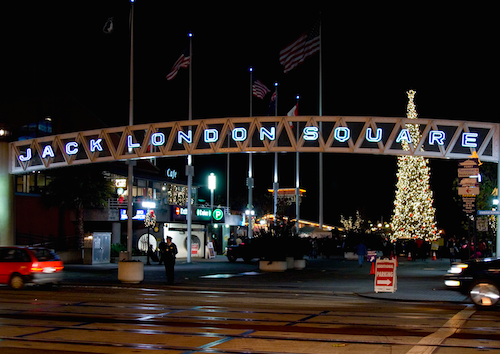 New Year's Events in Jack London Square London square