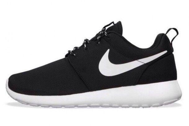 Nouvelles Chaussures Nike Noir Et Blanc