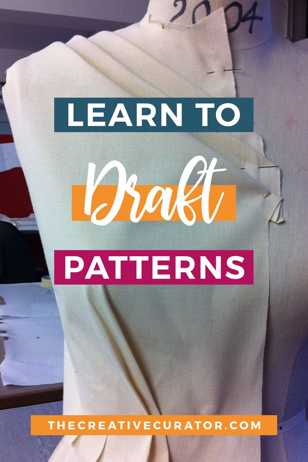 DIY Pattern Drafting Tutorials - Learn To Draft Sewing Patterns!