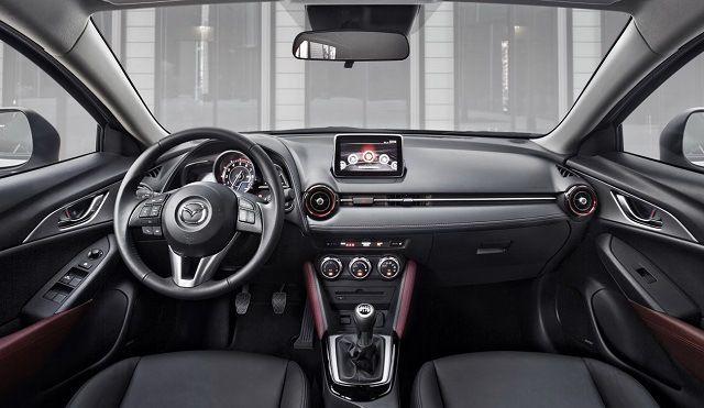 2017 Mazda Cx 3 Interior Newestcars2017 Com Mazda Cx3