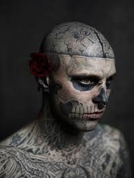 Rick Genest – Rico The Zombie - Buscar con Google