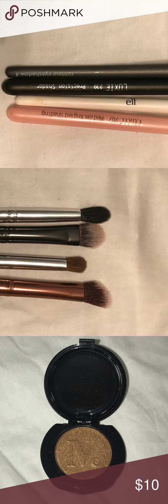 Brush set Luxe (angled shading) Luxe (precision shader