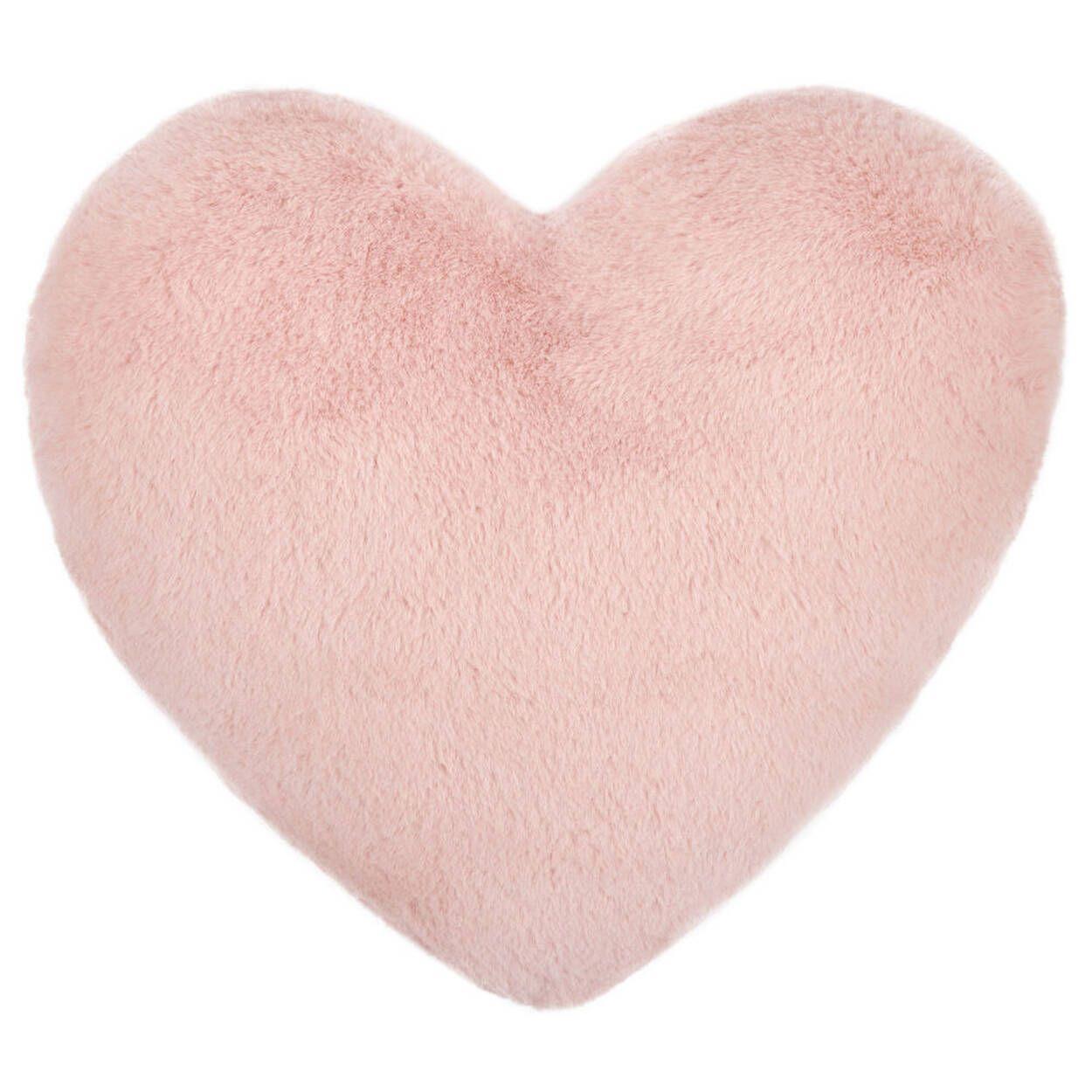 Wila Heart Shaped Decorative Pillow 14